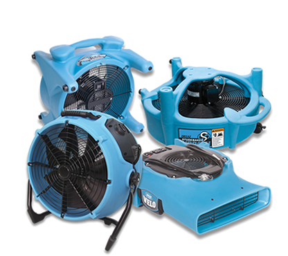 Drying Equipment Rental Ottawa